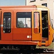 RACK-METRO MCL-80 (1980-83) designed by Philippe and Johan Neerman